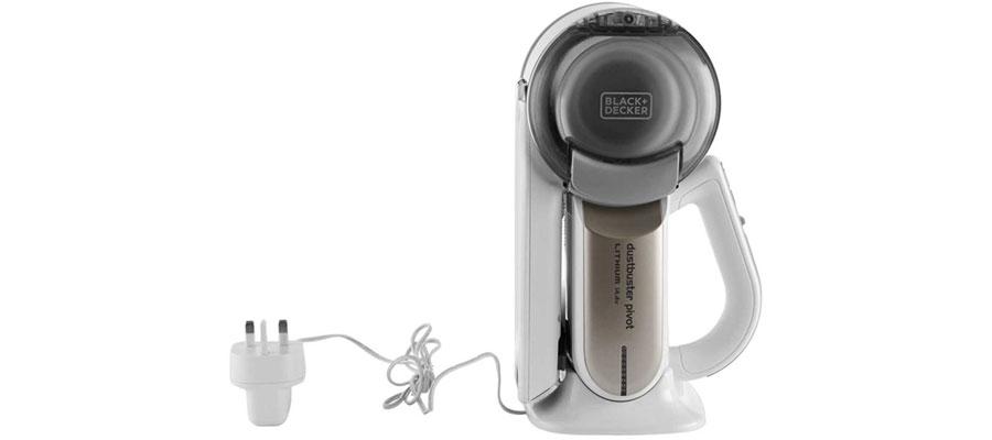 BLACK and DECKER chargeable vacuum cleaner PV1420 dominokala 014 - جارو شارژی بلک اند دکر PV1420