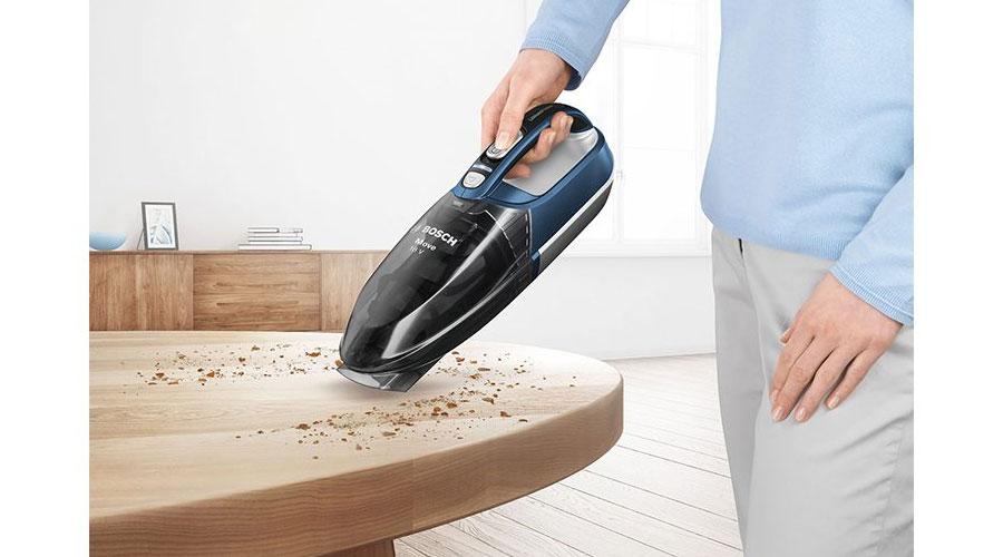 BOSCH chargeable vacuum cleaner BHN1840L DOMINOKALA 010 - جارو شارژی بوش BHN1840L