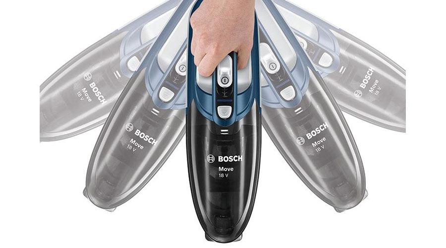 BOSCH chargeable vacuum cleaner BHN1840L DOMINOKALA 012 - جارو شارژی بوش BHN1840L
