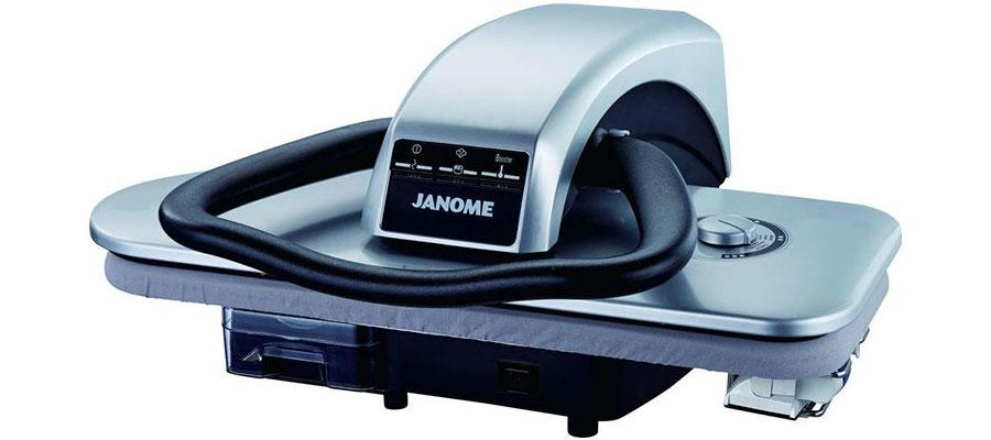JANOME Steam Press Iron 7900 dominokala 02 - اتو پرس ژانومه 7900