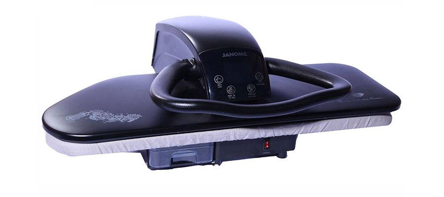 JANOME Steam Press Iron GT500 dominokala 09 - اتو پرس ژانومه GT500