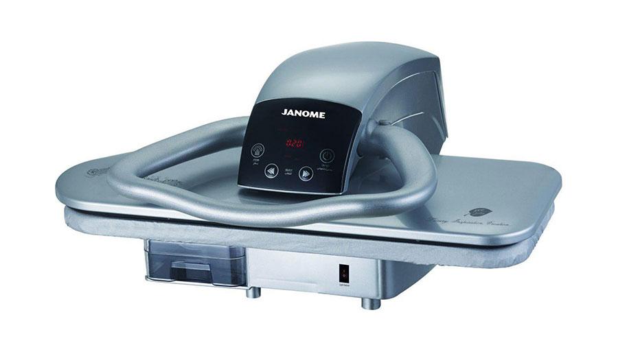 JANOME Steam Press Iron ML400 dominokala 04 - اتو پرس ژانومه ML400