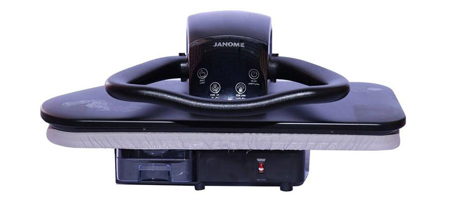 JANOME Steam Press Iron ML500 dominokala 06 - اتو پرس ژانومه ML500