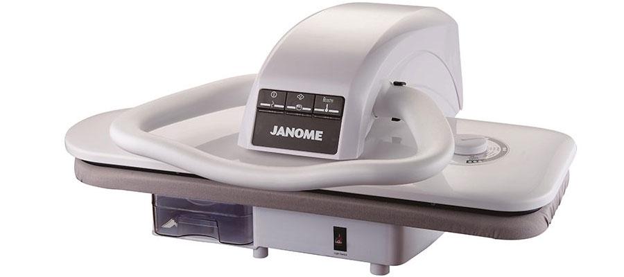 JANOME steam press iron 7000 dominokala 06 - اتو پرس ژانومه 7000