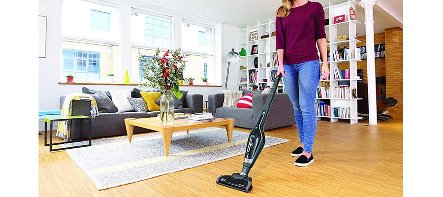 black decker chargeable vacuum cleaner sva420b dominokala 015 - جارو شارژی بلک اند دکر SVA420B