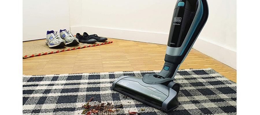 black decker chargeable vacuum cleaner sva420b dominokala 016 - جارو شارژی بلک اند دکر SVA420B