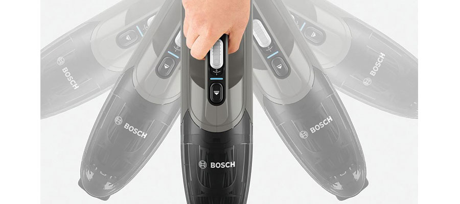 bosch chargeable vacuum cleaner bbhf214g dominokala 09 - جارو شارژی بوش BBHF214G