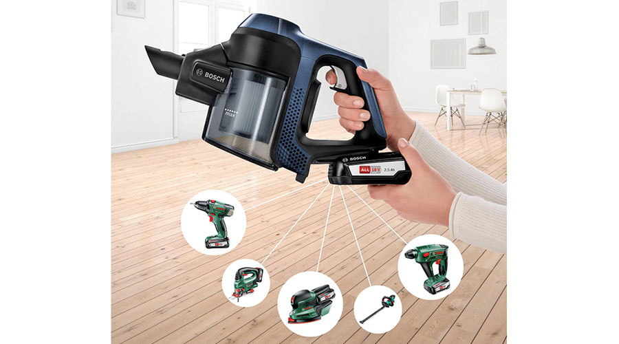 bosch chargeable vacuum cleaner bcs611p4a dominokala 010 - جارو شارژی بوش BCS611P4A