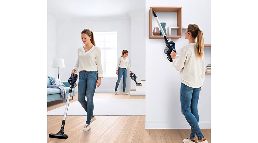 bosch chargeable vacuum cleaner bcs611p4a dominokala 09 - جارو شارژی بوش BCS611P4A