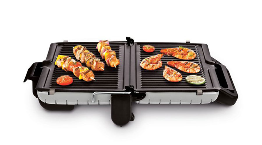 tefal grill gc302 dominokala 012 - گریل تفال GC302
