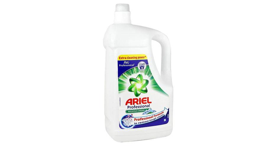 ARIEL washing machine Professional dominokala 03 - مایع لباسشویی 4550 میلی لیتری آریل ARIEL Professional