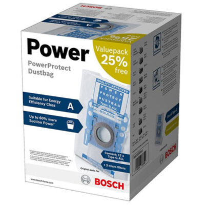 پاکت جارو برقی بوش BOSCH POWER BBZ123GALL