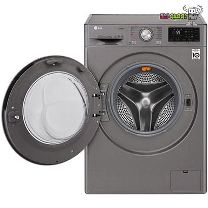 ماشین لباسشویی ال جی F4J6VYP2
