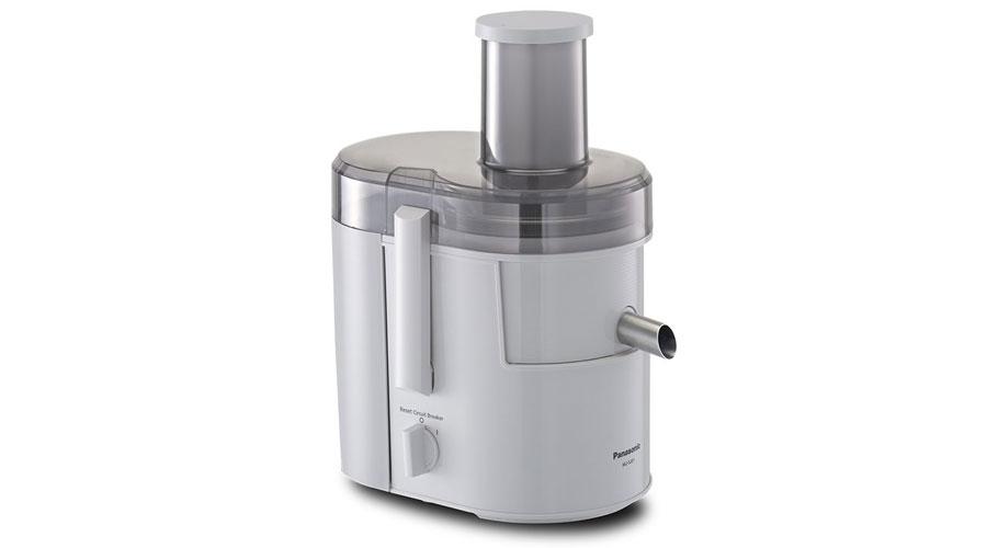PANASONIC juicer MJ SJ01 W dominokala 03 - آبمیوه گیری پاناسونیک MJ-SJ01 W