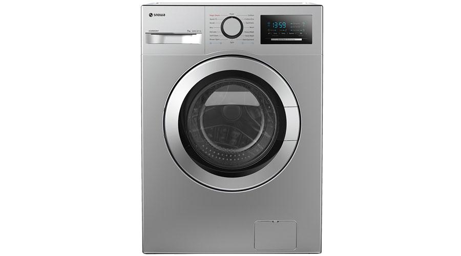 SNOWA washing machine SWM 71204 dominokala 05 - ماشین لباسشویی اسنوا SWM-71204