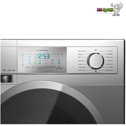ماشین لباسشویی دوو DWK-7143