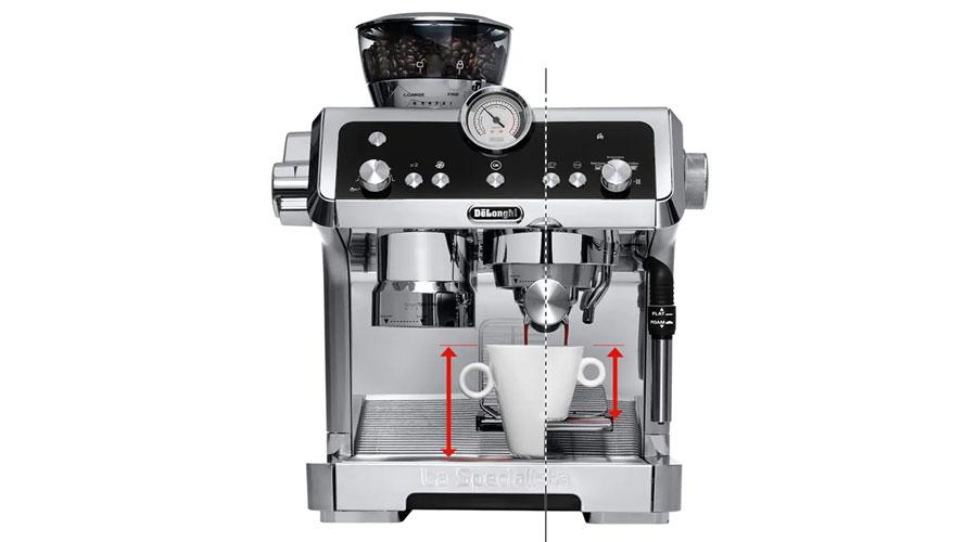 delonghi espresso maker ec9335m dominokala 012 - اسپرسوساز دلونگی EC9335.M