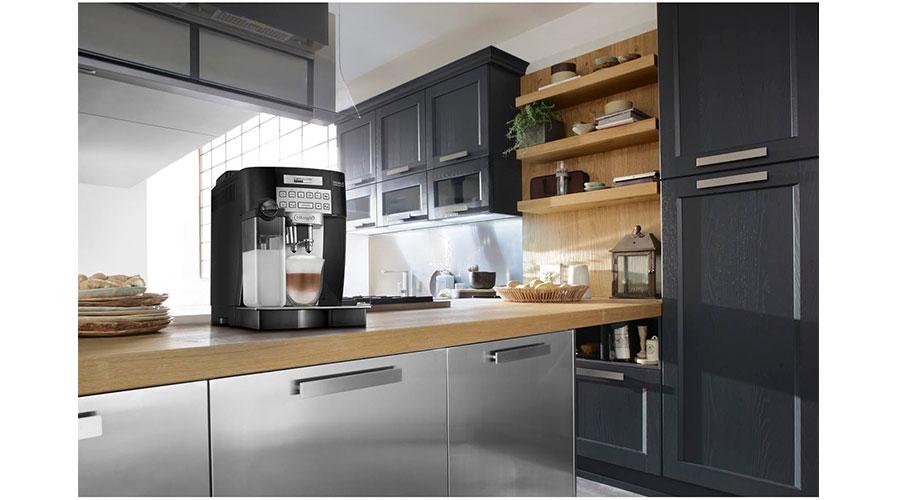 delonghi espresso maker ecam22360b dominokala 06 - اسپرسوساز دلونگی ECAM 22.360.B
