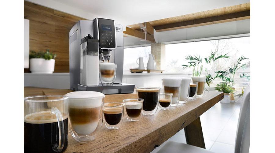 delonghi espresso maker ecam35075s dominokala 013 - اسپرسوساز دلونگی ECAM 350.75.S