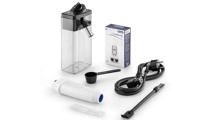delonghi espresso maker ecam35075s dominokala 015 - اسپرسوساز دلونگی ECAM 350.75.S