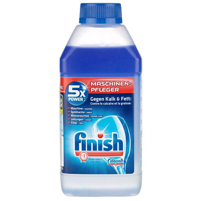 مایع جرم گیر 250 میلی لیتر ماشین ظرفشویی فینیش FINISH Galgonit 5x Power