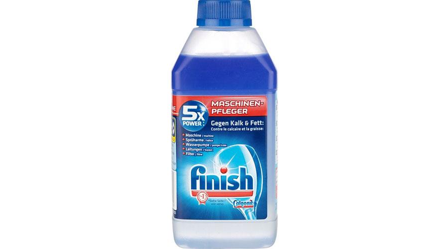 finish calgonit dishwasher cleaner 5xpower dominokala 05 - مایع جرم گیر 250 میلی لیتر ماشین ظرفشویی فینیش FINISH Galgonit 5x Power