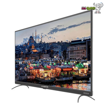 تلویزیون 49 اینچ ایکس ویژن UHD 4K 49XTU745