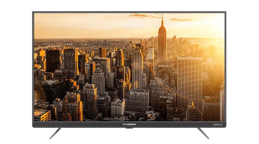 x vision tv 55xtu725 dominokala 05 - تلویزیون 55 اینچ ایکس ویژن UHD 4K 55XTU725