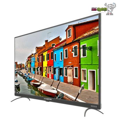 تلویزیون 55 اینچ ایکس ویژن UHD 4K 55XTU745