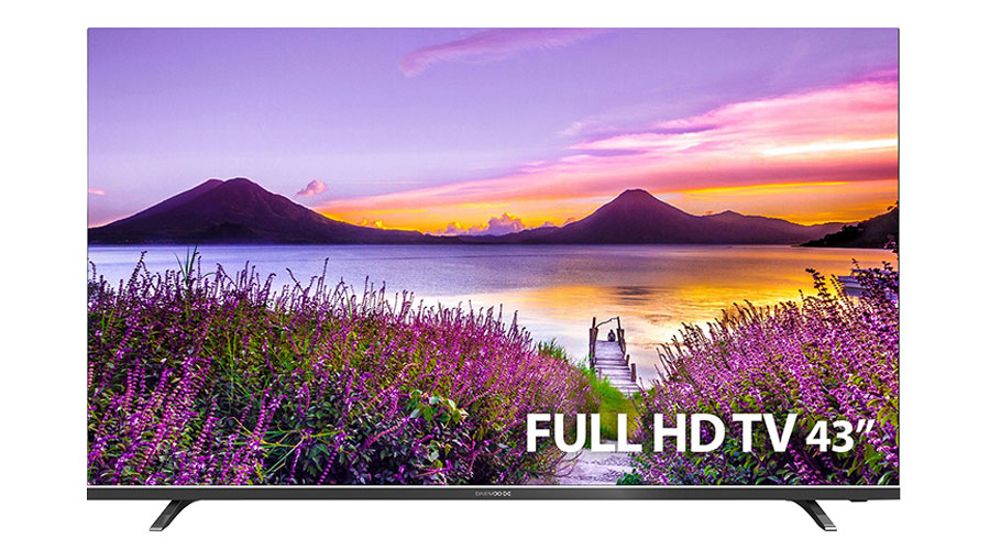 daewoo tv dsl 43k3300 dominokala 05 - تلویزیون 43 اینچ دوو FULL HD DSL-43K3300