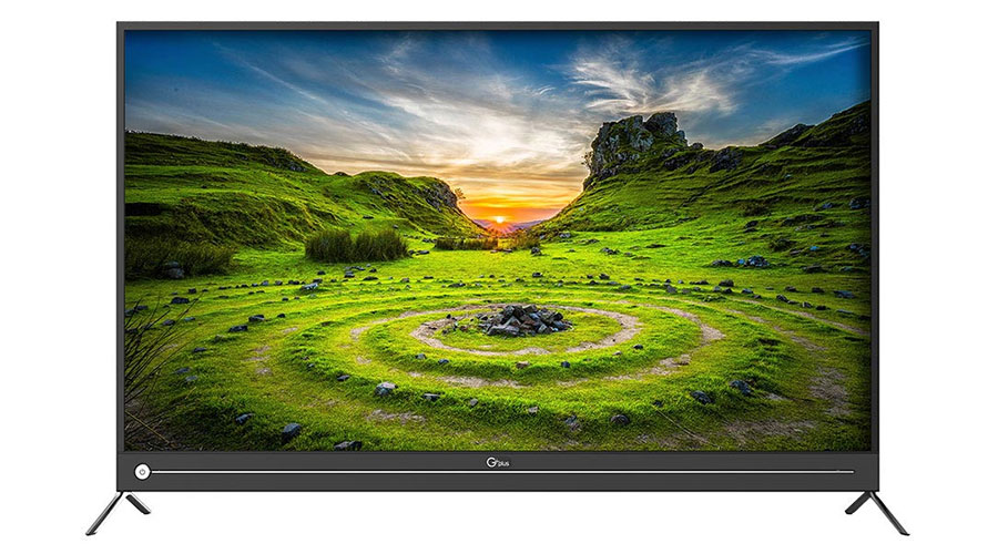 gplus tv gtv 49ju812n dominokala 06 - تلویزیون 49 اینچ جی پلاس UHD 4K GTV-49JU812N