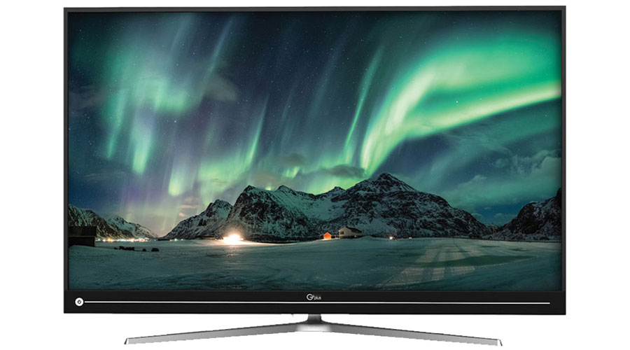 gplus tv gtv 55ju811n dominokala 04 - تلویزیون 55 اینچ جی پلاس UHD 4K GTV-55JU811N