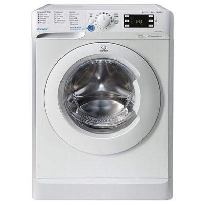 ماشین لباسشویی ایندزیت BWE 101684X W UK