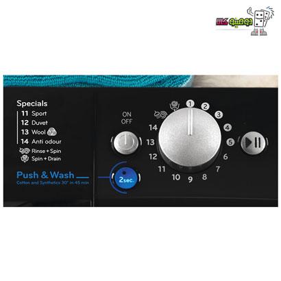 ماشین لباسشویی ایندزیت BWE 91484X K UK