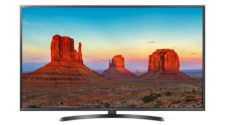 lg tv uk6400 dominokala 09 - تلویزیون 65 اینچ ال جی UHD 4K 65UK6400