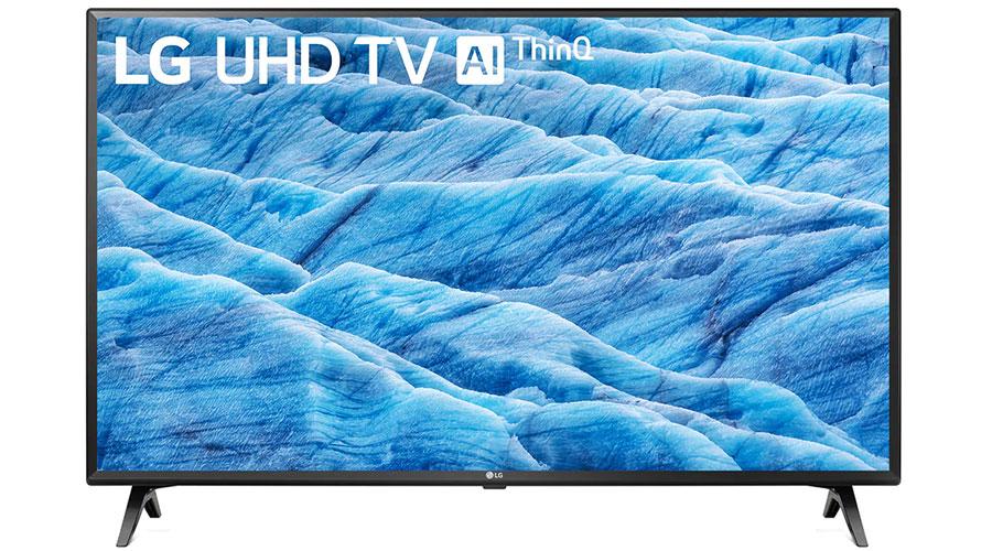 lg tv um7340 dominokala 03 - تلویزیون 49 اینچ ال جی UHD 4K 49UM7340