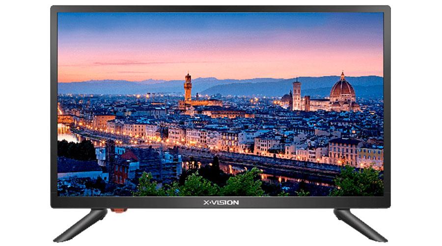 x vision tv 24xs460 dominokala 05 - تلویزیون 24 اینچ ایکس ویژن HD 24XS460