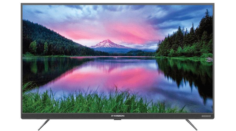 x vision tv 43xt735 dominokala 05 - تلویزیون ۴۳ اینچ ایکس ویژن FULL HD 43XT745