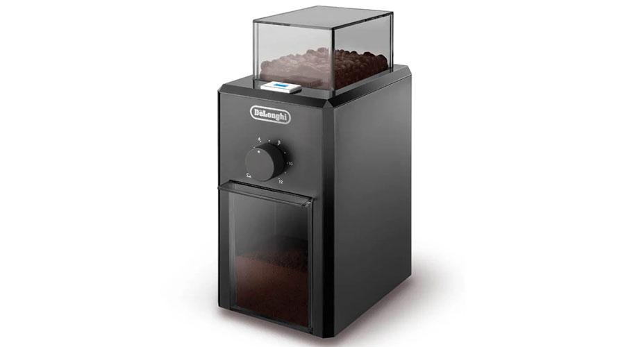 delonghi coffee grinder kg79 dominokala 08 - آسیاب قهوه دلونگی KG79