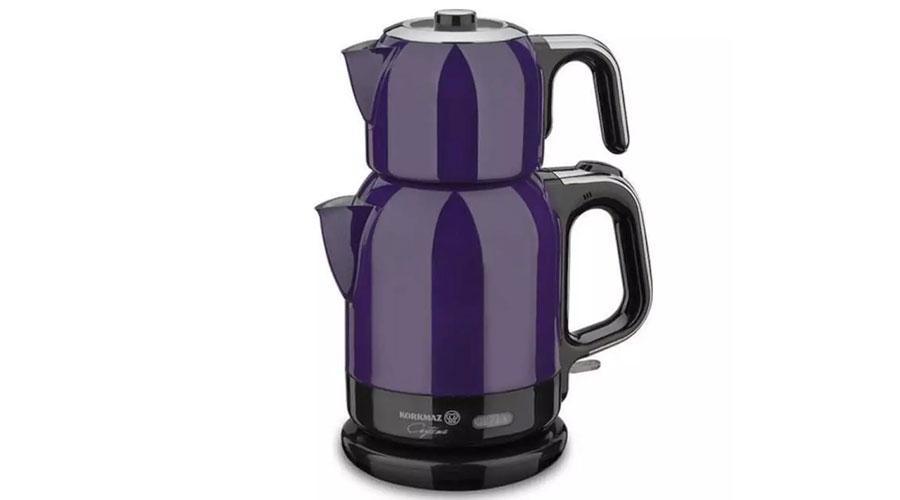 korkmaz tea maker caytema a331 01 dominokala 01 - چای ساز کرکماز CAYTEMA A331-01