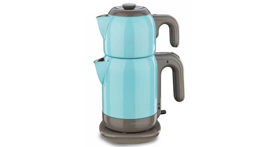 korkmaz tea maker demtez a369 10 dominokala 03 - چای ساز کرکماز DEMETZ A369-10