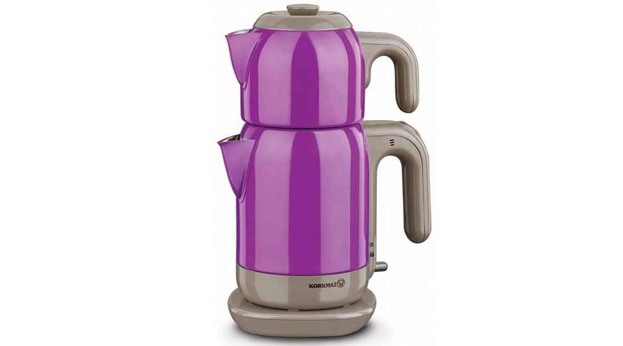 korkmaz tea maker demtez a369 12 dominokala 01 - چای ساز کرکماز DEMETZ A369-12