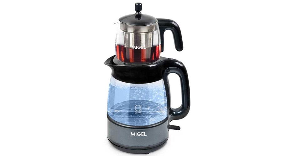migel tea maker gts 070 g dominokala 06 - چای ساز میگل GTS 070