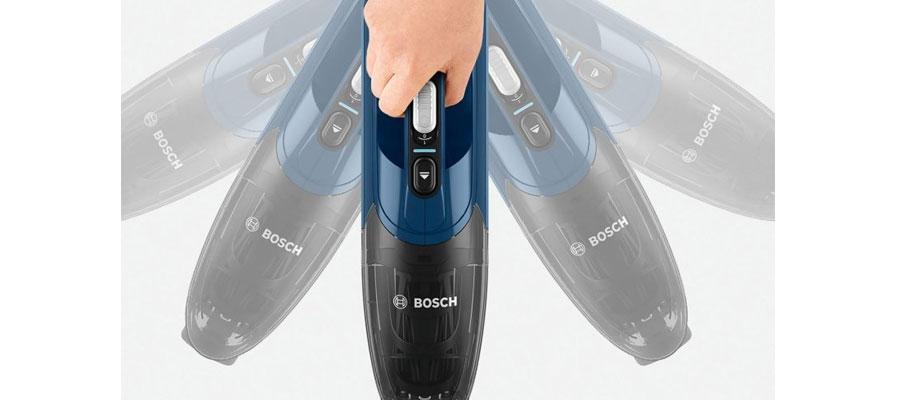 Bosch BBHF216 Serie 2 Readyyy rechargeable electric broom blue dominkala 12 - جارو شارژی بوش BBHF216