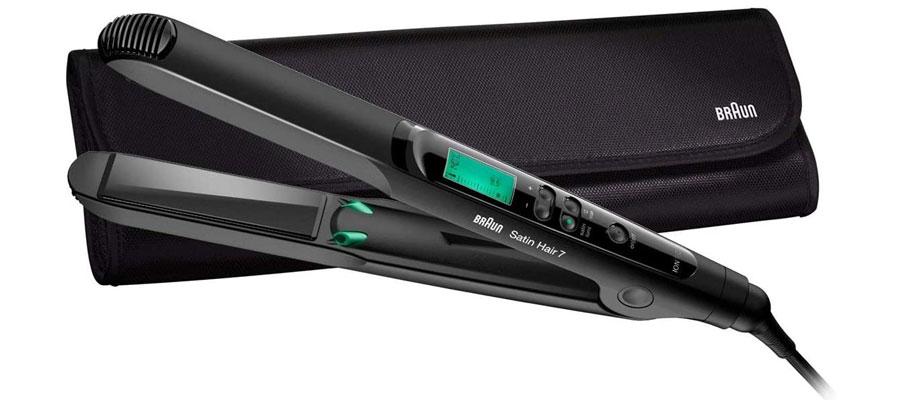 Braun Satin Hair 7 ST730 Hair Straightener dominokala 08 1 - اتو مو براون ST730