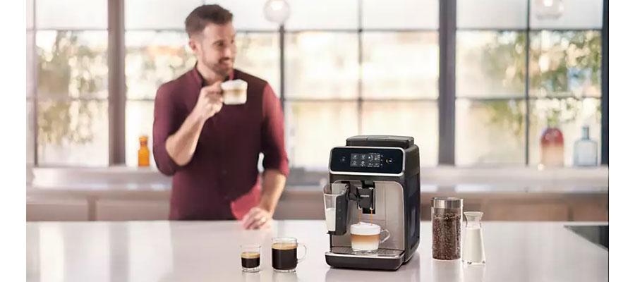 Fully automatic espresso machines EP2235 dominokala 04 philips - اسپرسو ساز فیلیپس EP2235