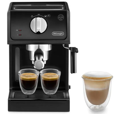 PUMP ESPRESSO COFFEE MACHINES ECP 31 dominokala 03 - اسپرسوساز دلونگی ECP3121