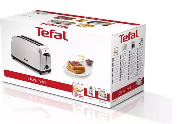 TEFAL toaster tl330d dominokala 08 - توستر تفال TL330D