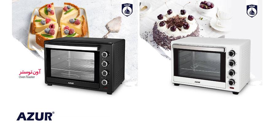 azur oven toaster az 422eo dominokala 07 - آون توستر آزور AZ-422EO