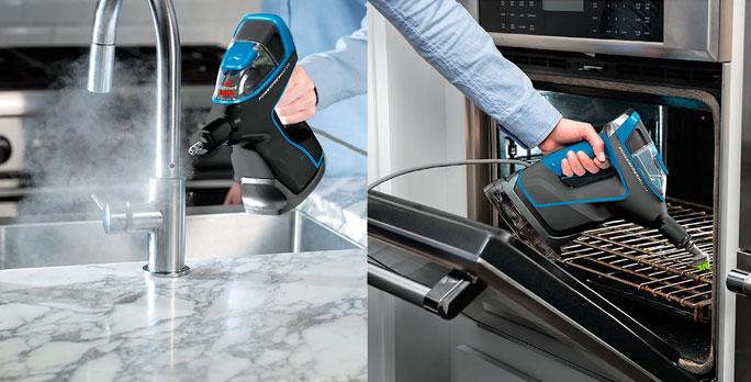 bissell steam cleaner power fresh slim dominokala 010 - بخارشوی بیسل POWERFRESH SLIM